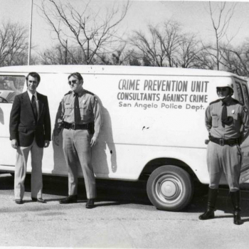 Vintage Crime Prevention