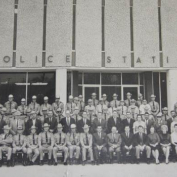 Vintage PD group photo